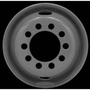 17.5x6.75 Stud Piloted Accuride Steel Wheel