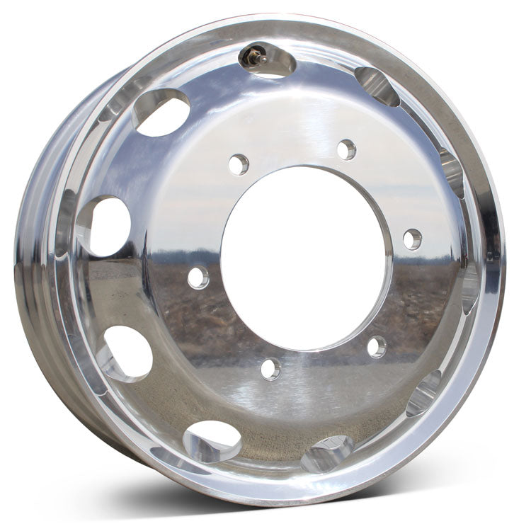 16x5.5 Northstar Sprinter 3500 Mirror Polish 4 Wheel Package