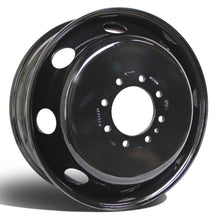 Load image into Gallery viewer, 19.5x6.75 Black Steel Wheel for Ford F53/F450/F550 (10x225mm)