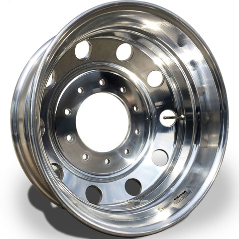 Accuride 19.5 AccuShield Dodge Ram 4500/5500 Kit