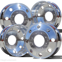 Load image into Gallery viewer, Alcoa 19.5 High Polish Ford F450/F550 Kit (1998 - 2004 8 Lug)