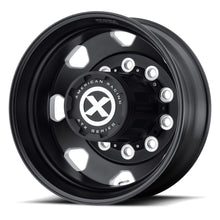 "Load image into Gallery viewer, 24.5 Black Aluminum ""Octane"" Wheel Kit"