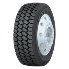 "Load image into Gallery viewer, Dodge Ram Toyo 34.4"" M608Z 265/70R19.5 Mounted 19.5 American Force Kit 8x6.5"""