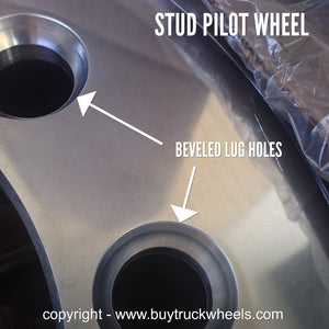 Stud-Pilot / Budd Close Up