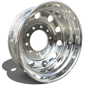 24.5x8.25 Alcoa 10x285mm Hub Pilot DuraBright Evo Rear