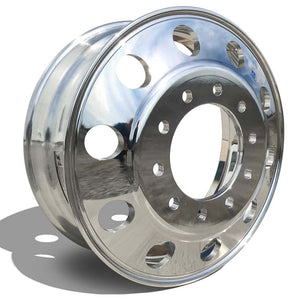 24.5x8.25 Alcoa 10x285mm Hub Pilot LvL One Both Sides