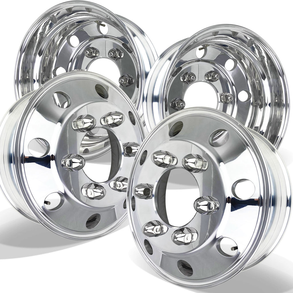 "(Set of 4) 19.5 Northstar 6x8.75"" Polish Both Sides"