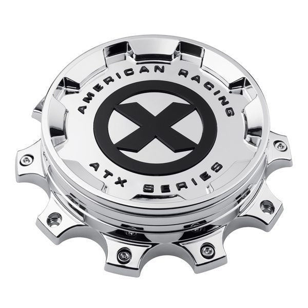 ATX Chrome Front Hub Cover