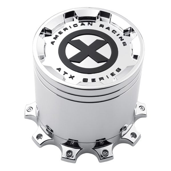 ATX Chrome Rear Hub Cover