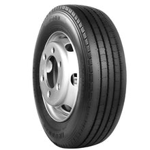 "Load image into Gallery viewer, Dodge RAM 3500 Ironman 33"" I-109 245/70R19.5 Mounted 19.5 American Force Kit 8x200"