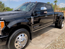 Load image into Gallery viewer, Ironman 255/70R22.5 I-181 Shining on Black F350 With Alcoa Rims
