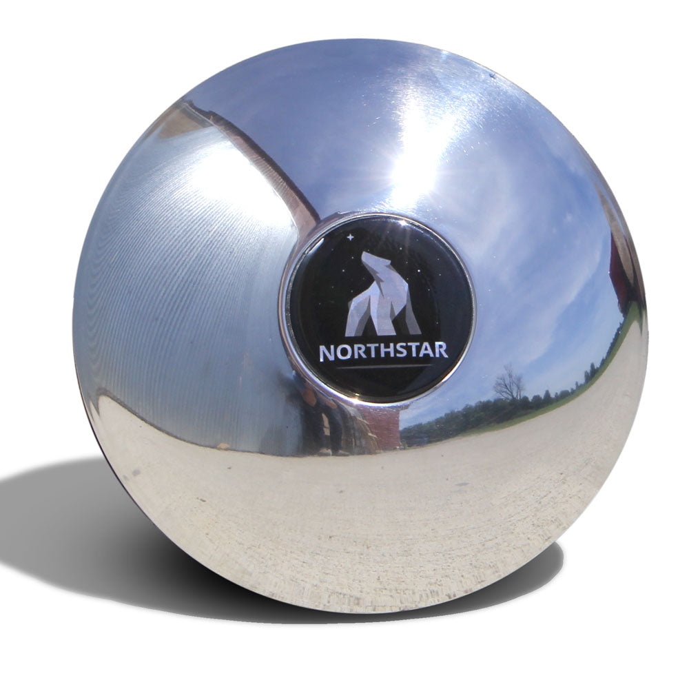 "Northstar Stainless 4 Spline Front Cap (8 5/8"" Diameter)"