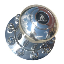 Load image into Gallery viewer, Stainless Steel Rear & Trailer Hub Cover for 10 on 285mm