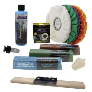BuyTruckWheels Ultimate Polishing Kit