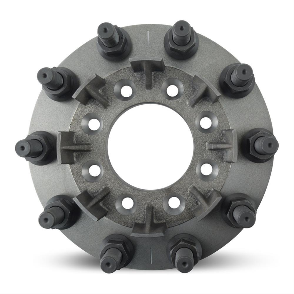 8 - 10 Lug Wheel Adaptor for 22.5 Semi Truck Dually