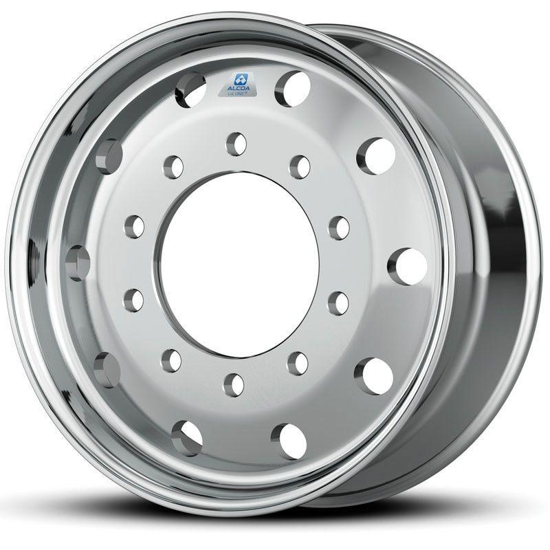 "22.5x12.25 Alcoa 10x285mm Hub Pilot LvL One Front Only (4.75"" offset)"