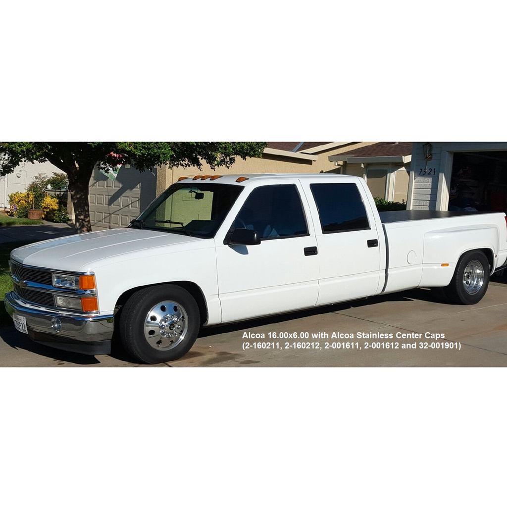 "Chevy GMC 3500 16"" Alcoa Dura-Bright Kit"
