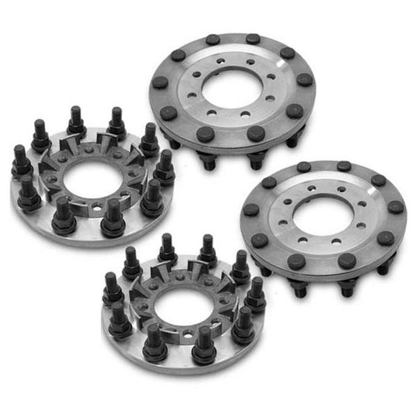 8 to 10 lug Adapter Kit (Dodge Ram 3500 DRW 1993-Older)