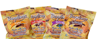 Bagelinos Gluten-Free Bagels, Flavors Original, Coffee, Blueberry, Garlic