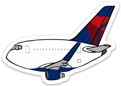 Mother D B-767 Sticker