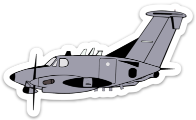RC-12X Sticker
