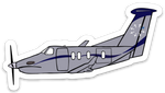 Tradewind PC-12 Sticker