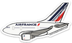 A 330 Air France Sticker