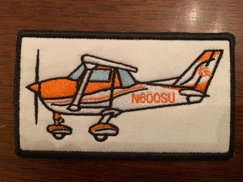 "OSU Flying Aggie ""60"" Patch"