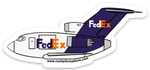 727 FedEx Sticker