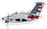 AA RC-12X Sticker