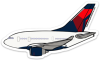 A 330 Mother D Sticker