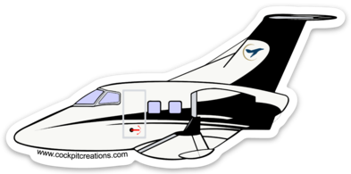 Airshares Phenom Sticker