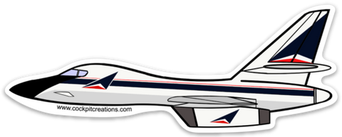 B-1 Widget Sticker