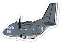 C-27 Dagger Sticker