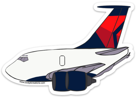 Mother D KC-135 Sticker