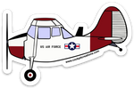 L-19 Bird Dog Sticker