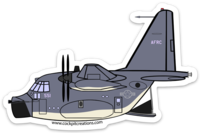 MC-130E Sticker