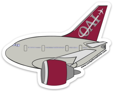 Omni Air 777 Sticker