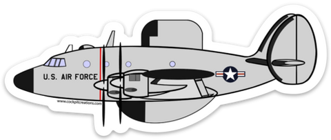 RC-121 Sticker