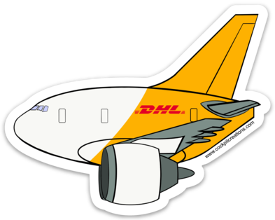 Southern Air 777 Sticker