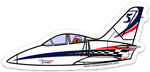 L-39 Spirit of America Sticker