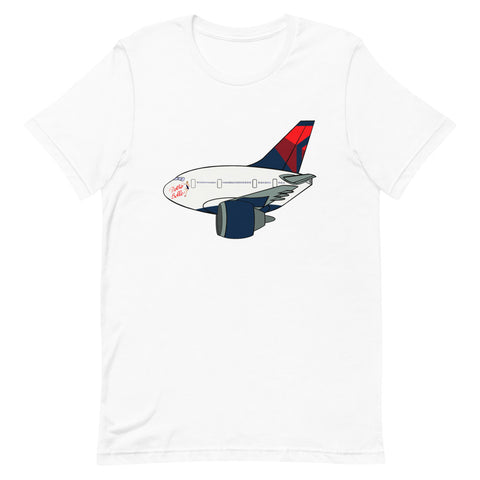 777 Delta Belle Mother D  T-Shirt