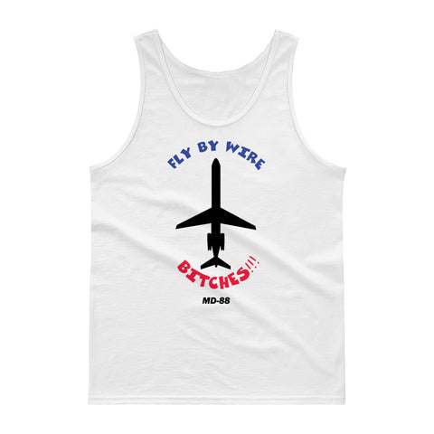 Fly By Wire NON PC Beater Tank Top