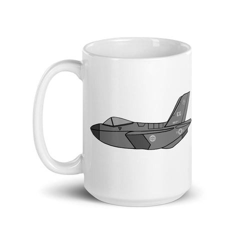 F-35A 58TH Fighter Squadron Logo Mug