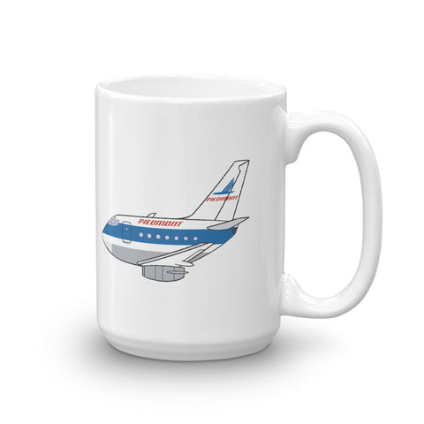 Piedmont 737 Classic Double Sided Mug