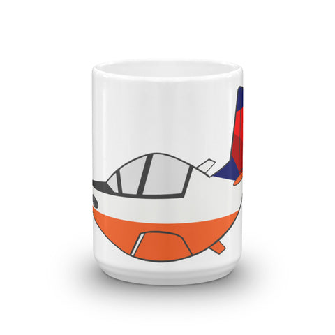 Mother D Navy T-6 Texan II Mug
