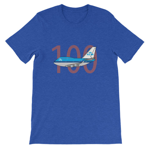 747-400 Flying Dutchman 100 Years T-Shirt