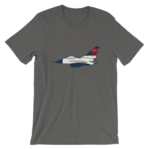 Mother D F-16 T-Shirt