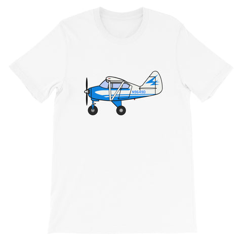 Piper Tri Pacer 49D T-Shirt