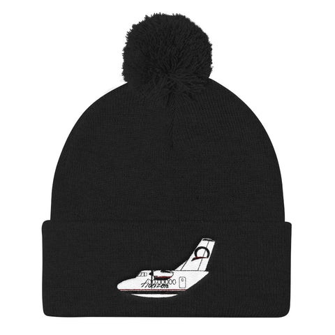 Horizon Dash 8 Pom Pom Knit Cap